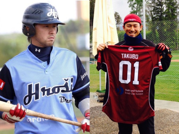Kenshoku Takubo Profile Pic ①